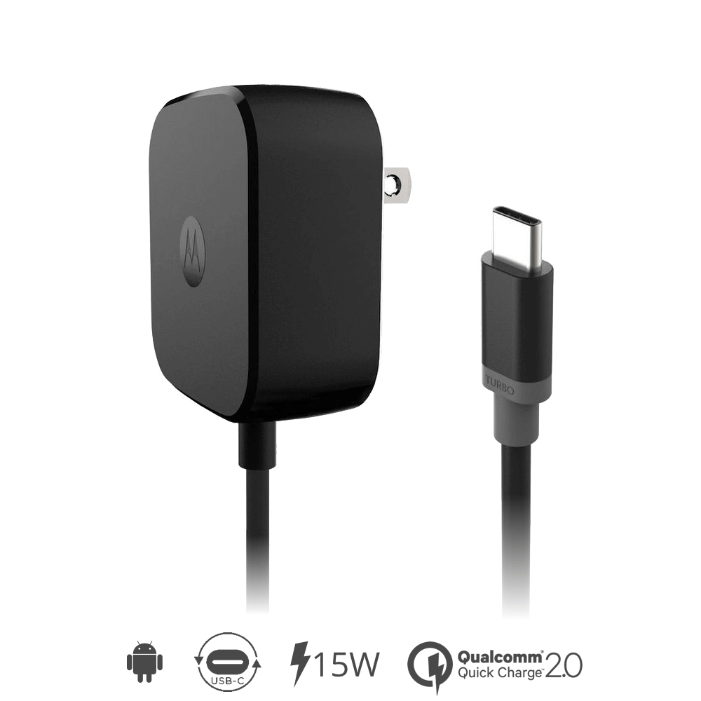 Motorola TurboPower 15 USB-C Wall Charger