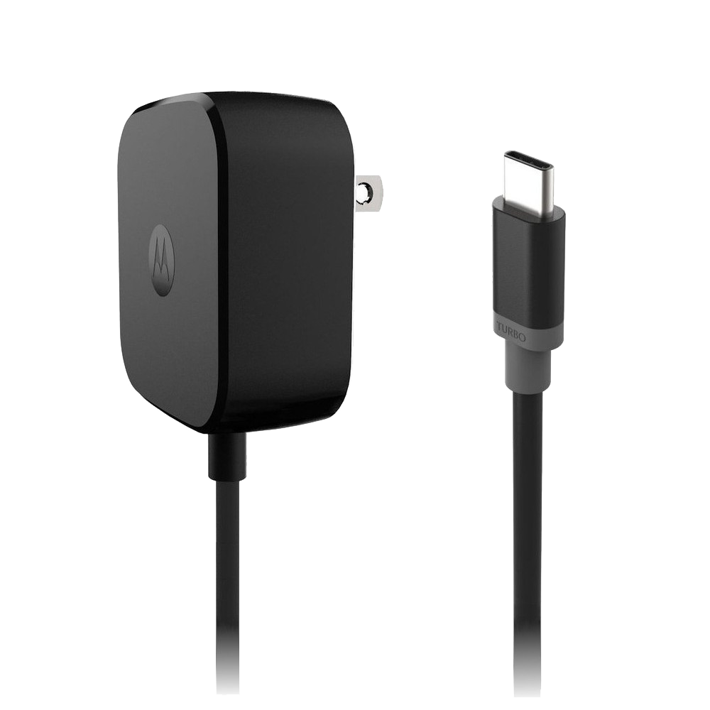 Motorola TurboPower™ 15 Universal USB-C Wall Charger