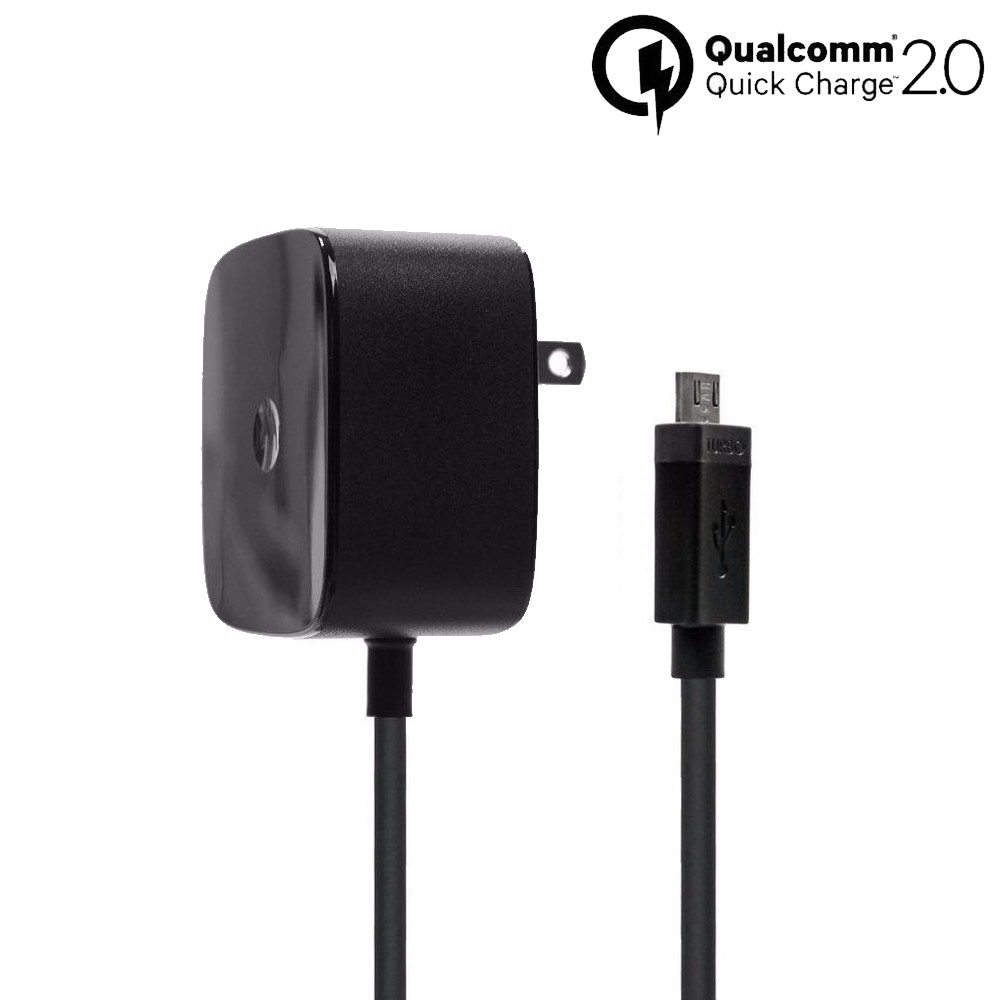 Motorola TurboPower™ 25 Micro-USB Wall Charger