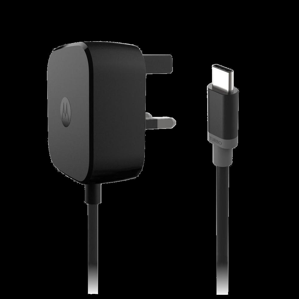 Motorola TurboPower 15 USB-C Mains Mobile Charger