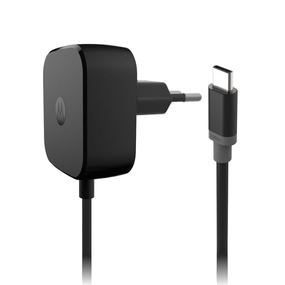 Motorola TurboPower™ 15 Cargador de Pared USB-C Universal