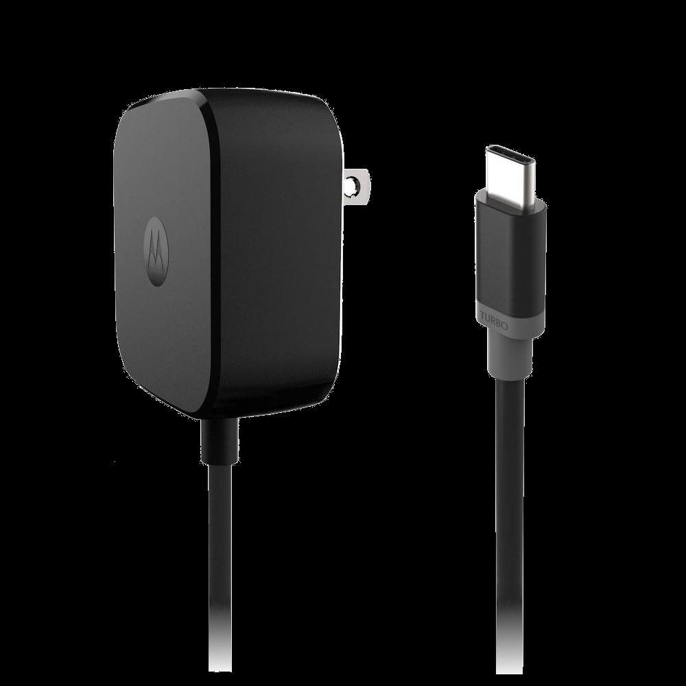 Motorola TurboPower™ 15 Universal USB-C Wall Charger