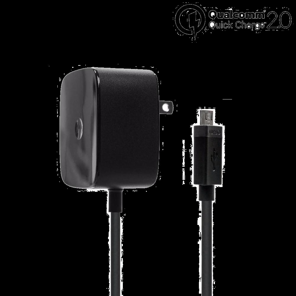 Chargeur Mural Micro-USB Motorola TurboPower™ 25