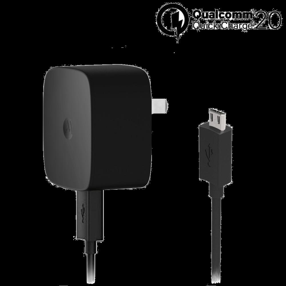Motorola TurboPower™ 15 Micro-USB Wall Charger